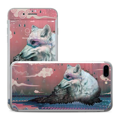 Apple iPhone 7 Plus Skin - Lone Wolf