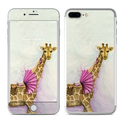 Apple iPhone 7 Plus Skin - Lounge Giraffe
