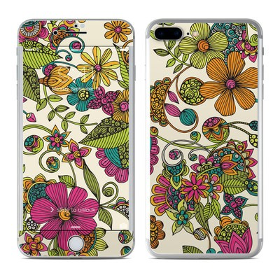 Apple iPhone 7 Plus Skin - Maia Flowers