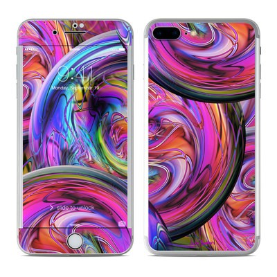 Apple iPhone 7 Plus Skin - Marbles