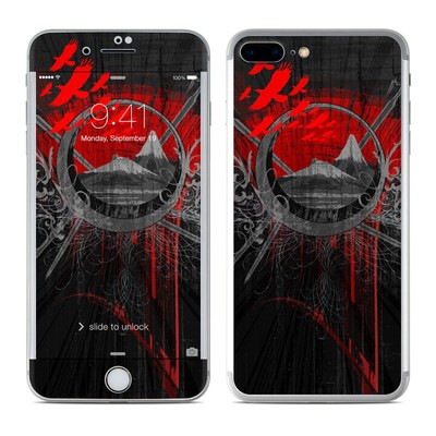 Apple iPhone 7 Plus Skin - Mount Doom