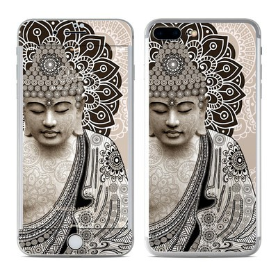 Apple iPhone 7 Plus Skin - Meditation Mehndi