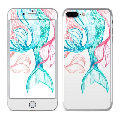 Apple iPhone 7 Plus Skin - Mermaid Tails