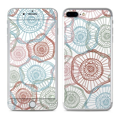 Apple iPhone 7 Plus Skin - Micro Flowers