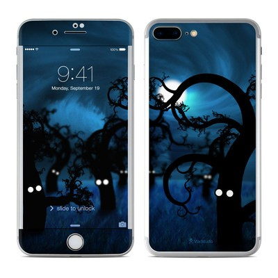 Apple iPhone 7 Plus Skin - Midnight Forest