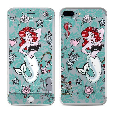 Apple iPhone 7 Plus Skin - Molly Mermaid