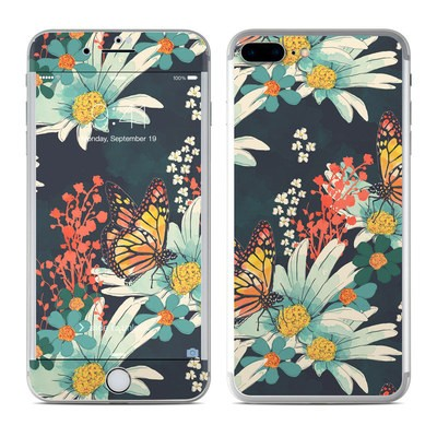 Apple iPhone 7 Plus Skin - Monarch Grove