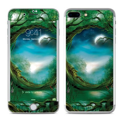 Apple iPhone 7 Plus Skin - Moon Tree