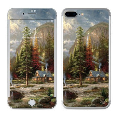 Apple iPhone 7 Plus Skin - Mountain Majesty