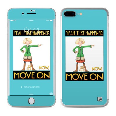 Apple iPhone 7 Plus Skin - Move On