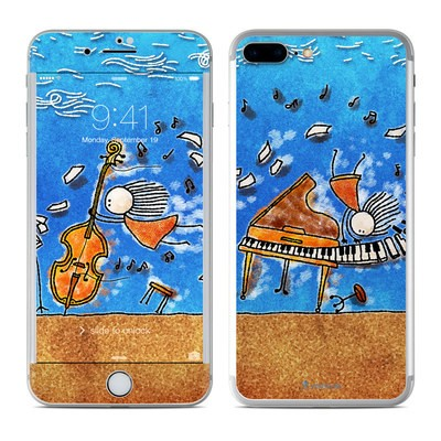 Apple iPhone 7 Plus Skin - Music is Power