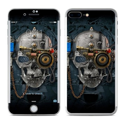 Apple iPhone 7 Plus Skin - Necronaut
