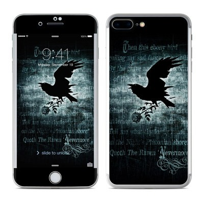 Apple iPhone 7 Plus Skin - Nevermore