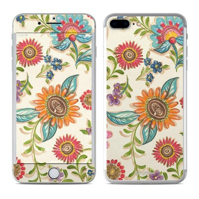 Apple iPhone 7 Plus Skin - Olivia's Garden