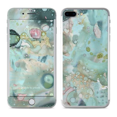 Apple iPhone 7 Plus Skin - Organic In Blue
