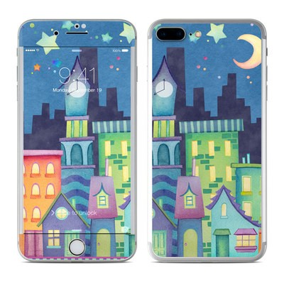 Apple iPhone 7 Plus Skin - Our Town
