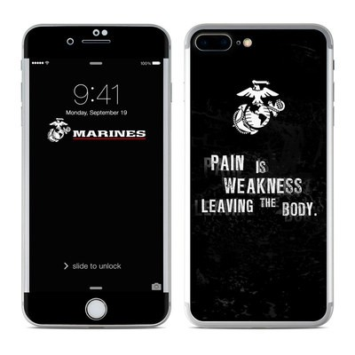 Apple iPhone 7 Plus Skin - Pain