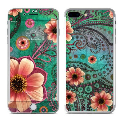 Apple iPhone 7 Plus Skin - Paisley Paradise