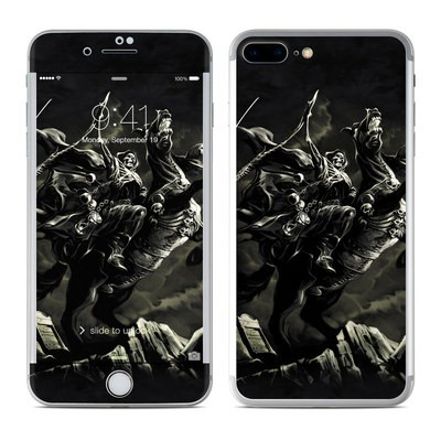 Apple iPhone 7 Plus Skin - Pale Horse