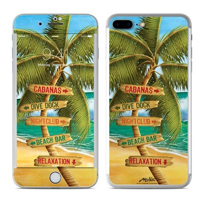 Apple iPhone 7 Plus Skin - Palm Signs