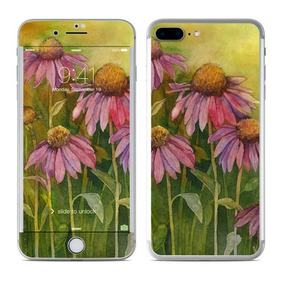 Apple iPhone 7 Plus Skin - Prairie Coneflower