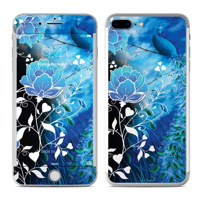 Apple iPhone 7 Plus Skin - Peacock Sky
