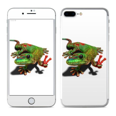 Apple iPhone 7 Plus Skin - Peace Gecko
