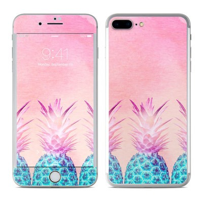 Apple iPhone 7 Plus Skin - Pineapple Farm