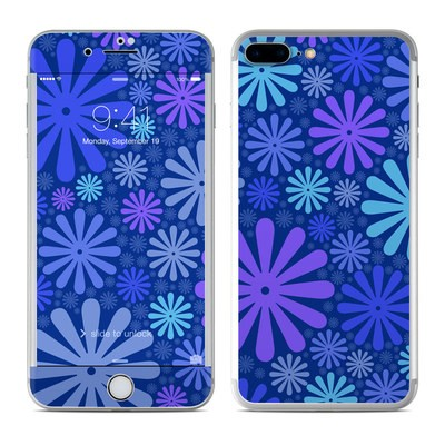 Apple iPhone 7 Plus Skin - Indigo Punch