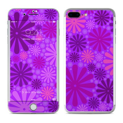 Apple iPhone 7 Plus Skin - Purple Punch