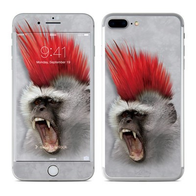 Apple iPhone 7 Plus Skin - Punky