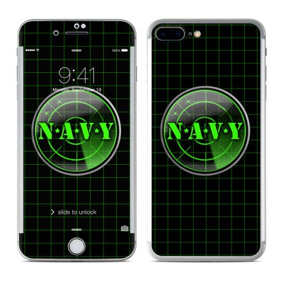 Apple iPhone 7 Plus Skin - Radar
