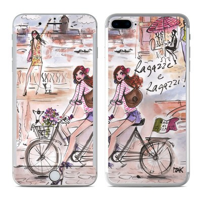 Apple iPhone 7 Plus Skin - Ragazze e Ragazzi