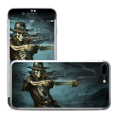 Apple iPhone 7 Plus Skin - Reaper Gunslinger