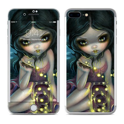 Apple iPhone 7 Plus Skin - Releasing Fireflies