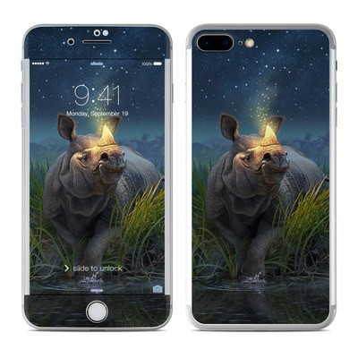Apple iPhone 7 Plus Skin - Rhinoceros Unicornis
