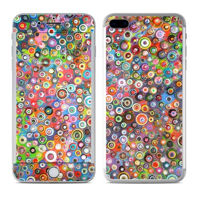 Apple iPhone 7 Plus Skin - Round and Round