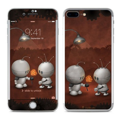 Apple iPhone 7 Plus Skin - Robots In Love