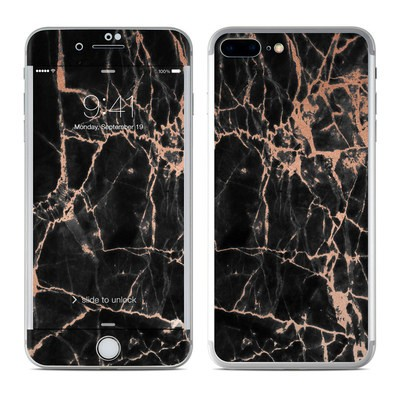 Apple iPhone 7 Plus Skin - Rose Quartz Marble