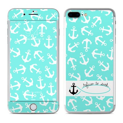 Apple iPhone 7 Plus Skin - Refuse to Sink