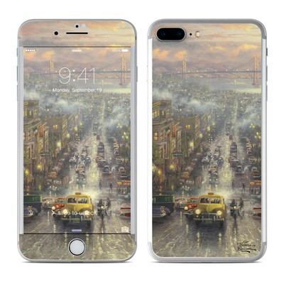 Apple iPhone 7 Plus Skin - Heart of San Francisco