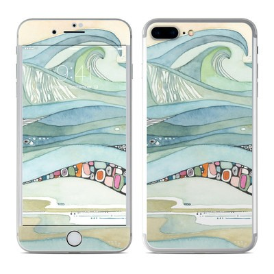 Apple iPhone 7 Plus Skin - Sea of Love