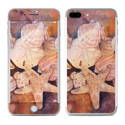 Apple iPhone 7 Plus Skin - Sea Shells