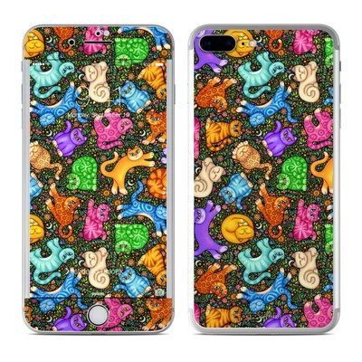 Apple iPhone 7 Plus Skin - Sew Catty