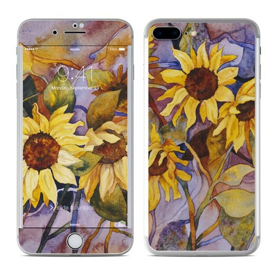 Apple iPhone 7 Plus Skin - Sunflower