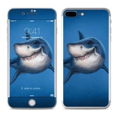 Apple iPhone 7 Plus Skin - Shark Totem