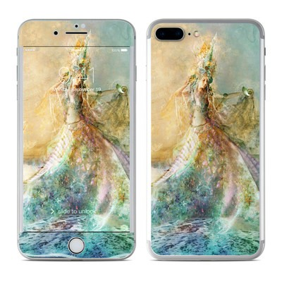Apple iPhone 7 Plus Skin - The Shell Maiden