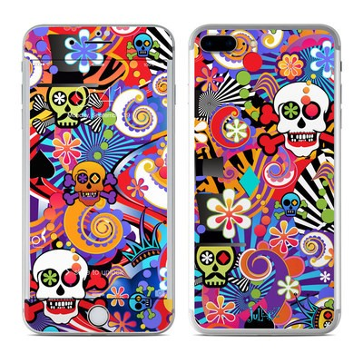 Apple iPhone 7 Plus Skin - Skull Squad