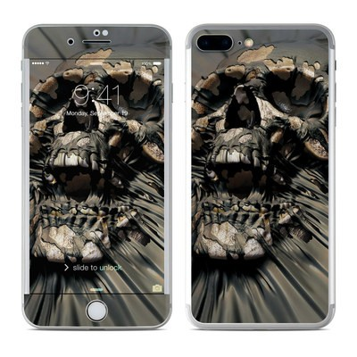 Apple iPhone 7 Plus Skin - Skull Wrap