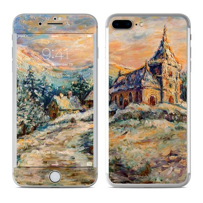 Apple iPhone 7 Plus Skin - Snow Landscape